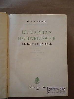 El Capitán Hornblower. Trad. de Fernando Gutiérrez: Forester, C.S.