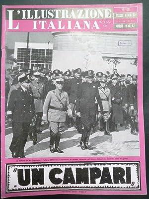 L'Illustrazione Italiana. 19 Aprile 1942.