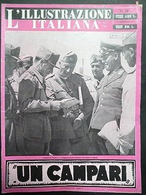 L'Illustrazione Italiana. 28 Giugno 1942.