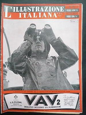 L'Illustrazione Italiana. 23 Agosto 1942.