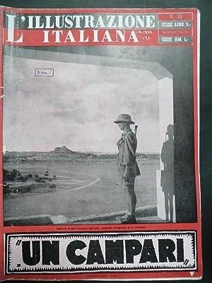 L'Illustrazione Italiana. 30 Agosto 1942.