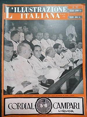 L'Illustrazione Italiana. 6 Settembre 1942.