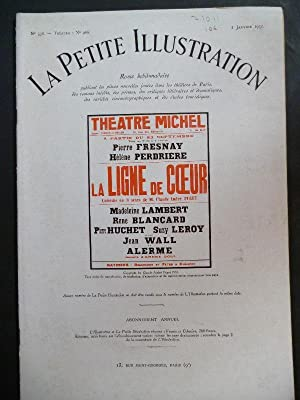 La Petite Illustration. Revue Hebdomadaire. Nº 558: Claude-André Puget.