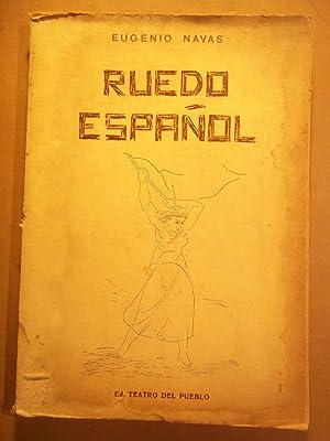 RUEDO ESPAÑOL.: NAVAS, Eugenio.