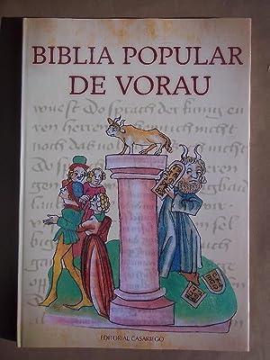 Biblia Popular de Vorau. Con 51 miniaturas facsímiles, a todo color, del Libro del Exodo ...