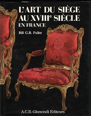 L'ART DU SIEGE AU XVIII SIECLE EN: Pallot, Bill G.B.