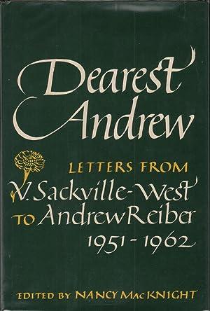 DEAREST ANDREW: Letters from V. Sackville-West to: Macknight, Nancy, ed.