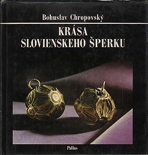 Krasa Slovienskeho Sperku: Chropovsky, Bohuslav