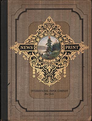 NEWS PRINT: The Origin of Paper Making: Haskell, W.E.