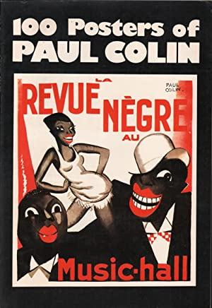 100 POSTERS OF PAUL COLIN: Rennert, Jack