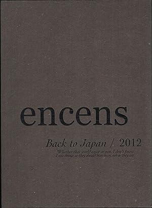 ENCENS No. 27 Back in Japan /: Drira, Samuel &