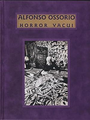 Alfonso Ossorio: Horror vacui : filling the: Ossorio, Alfonso