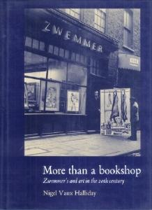 MORE THAN A BOOKSHOP Zwemmer's and Art in the 20th Century