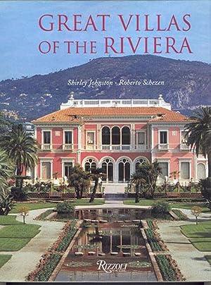 GREAT VILLAS OF THE RIVIERA: Johnston, Shirley
