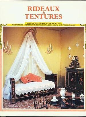 RIDEAUX ET TENTURES: Fenetres et Portes, Lits,: Briat, Rene
