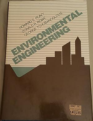 Environmental Engineering: Howard S Peavy;