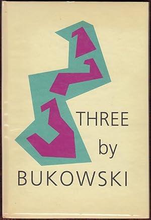 Three Poems (SIGNED): Bukowski, Charles