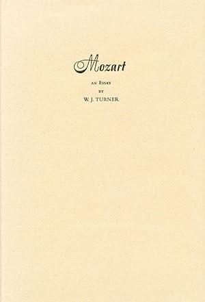 Mozart: An Essay: Turner, W. J. [Walter]; Donald R. Fleming