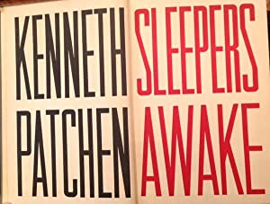 Sleepers Awake (SIGNED): Patchen, Kenneth