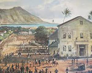100 Years of Progress: Hawaiian Historical Prints: Hurd, Peter