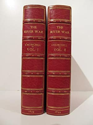The River War: An Historical Account of: Churchill, Winston S.