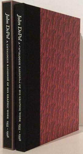 John DePol A Catalogue Raisonne of his: Fraser, James H.,