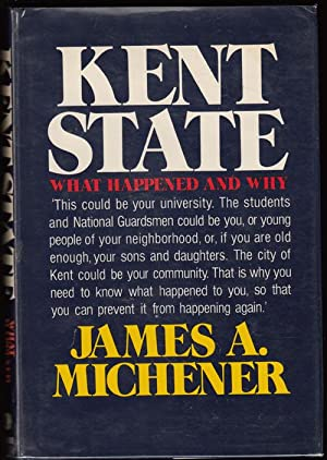Kent State: What Happened and Why (SIGNED)