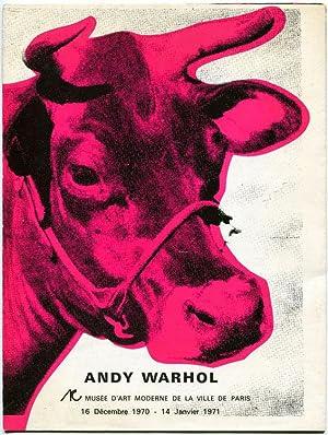 Andy Wahrol, Musée d'art Moderne de la: WARHOL, Andy