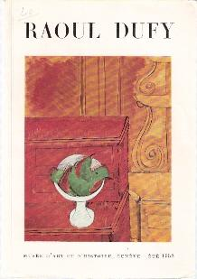 RAOUL DUFY: Courthion, Pierre