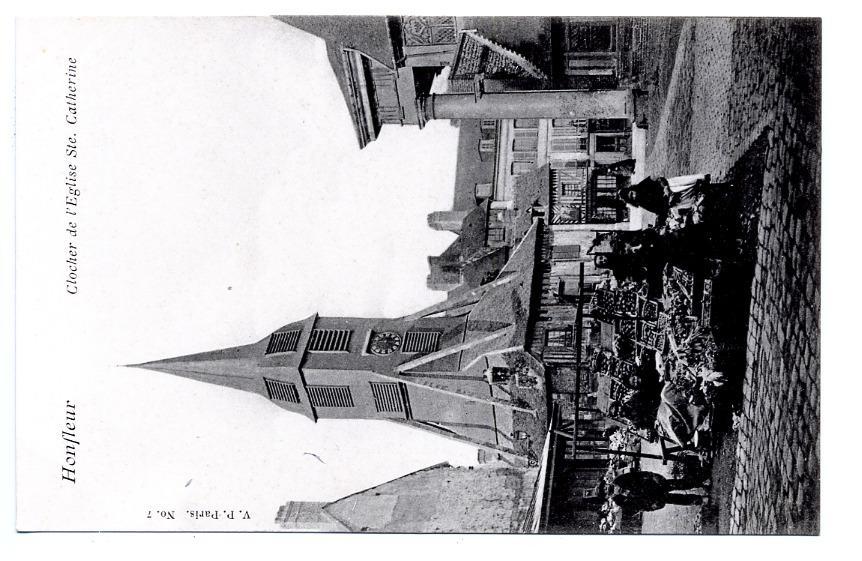FRANCE - 14 - HONFLEUR CPA: Manuscript / Paper Collectible | cartes postales philatelie