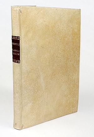 Theoricae mediceorum planetarum ex causis physicis deductae.: BORELLI, Giovanni Alfonso