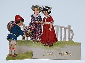 Jüdische Glückwünsche zum Neuen Jahr.