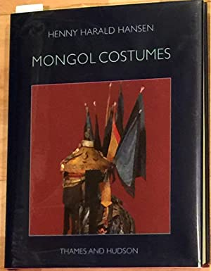 Mongol Costumes: Hansen, Henny Herald