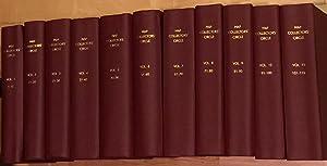 MAP COLLECTORS' CIRCLE (complete set): Tooley, R. V.