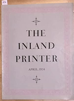 The Inland Printer Vol. 93 no. 1