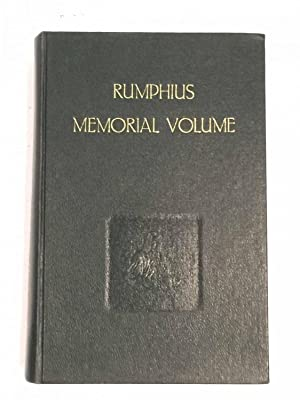 Rumphius Memorial Volume (inscribed): De Wit, Hendrik