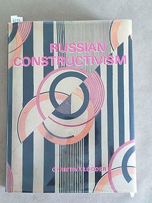 Russian Constructivism: Lodder, Christina
