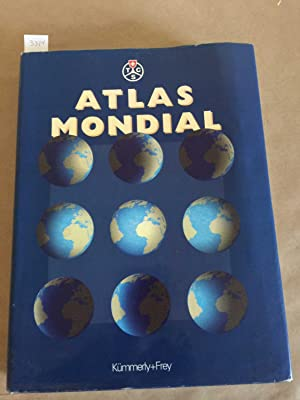 Atlas Mondial, The New International Atlas 1991: Rand McNally, Kummerly