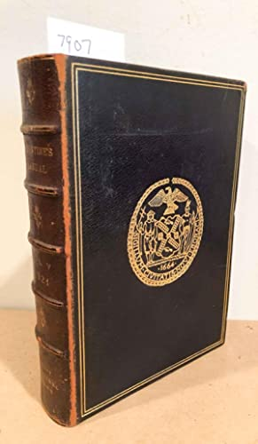 Valentine's Manual of Old New York 1921: Brown, Henry Collins