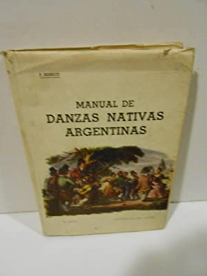 Manual de danzas nativas.: BERRUTI, P.-