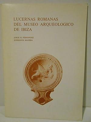 Lucernas romanas del Museo Arqueológico de Ibiza.: FERNÁNDEZ, Jorge H;