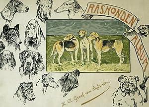 Rashonden Album. Verzameling van Afbeeldingen van alle: Bylandt, H. A.