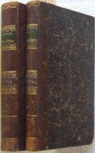 C.F. Gellerts sämmtliche Schriften. Erster und Zweyter: Gellert, Christian Furchtegott