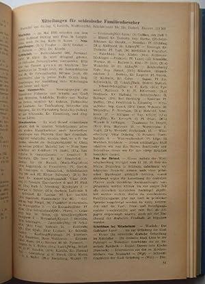 Göttinger Mitteilungen für genealogische, heraldische und verwandte Forschung: Reise, ...