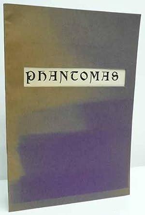 REVUE PHANTOMAS. N°11-12. Juin 1958. 5ème année.: KOENIG (Théodore) & NOIRET (...