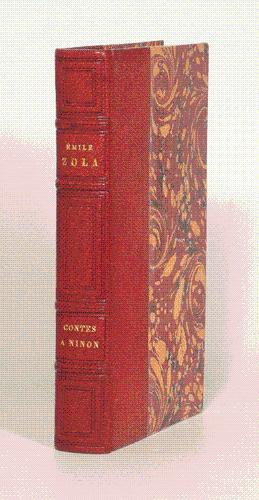 CONTES A NINON.: ZOLA (Émile).