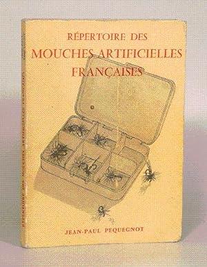 RÉPERTOIRE DES MOUCHES ARTIFICIELLES FRANÇAISES.: PÉQUEGNOT (Jean-Paul).