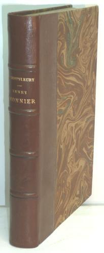 HENRY MONNIER, SA VIE, SON OEUVRE, avec le catalogue complet de l'oeuvre et cent gravures ...