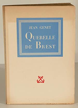 QUERELLE DE BREST.: GENET (Jean).