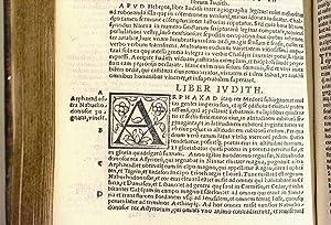 BIBLIA BREVES in eadem annotationes, ex doctiss. Interpretationibus, et hebraeorum commentaeiis. ...